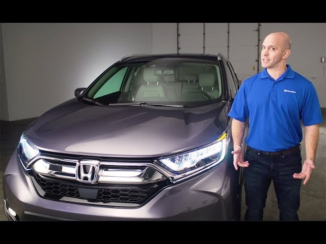 2018 Honda CR-V Virtual Tour with Features Review