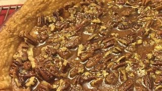 Sweet Potato And Pecan Pie | EASY TO LEARN | QUICK RECIPES