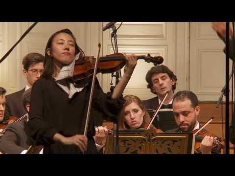 Pleyel, Violin Concerto in D major, Ben 103/103a (2/3) - Orchestre de l'Alliance - Mi-Sa Yang