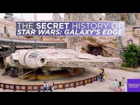 How &39;Star Wars: Galaxy&39;s Edge&39; was designed