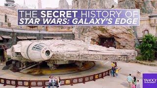 Baixar How 'Star Wars: Galaxy's Edge' was designed