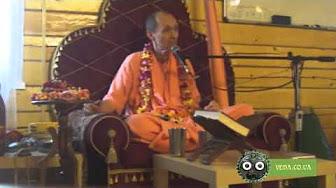 Бхагавад Гита 2.14 - Бхакти Ананта Кришна Госвами