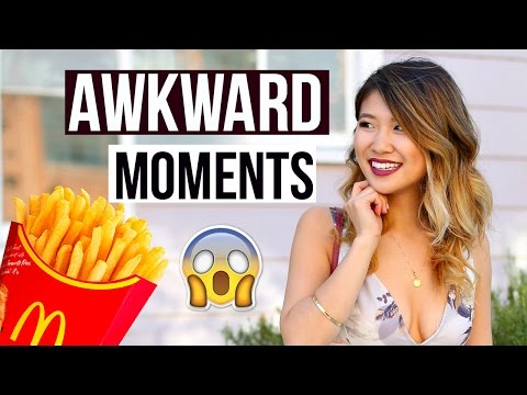 most awkward dating moments