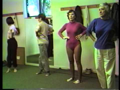 Marion Rosen teaching movement 6/11/87 in Berkeley, CA