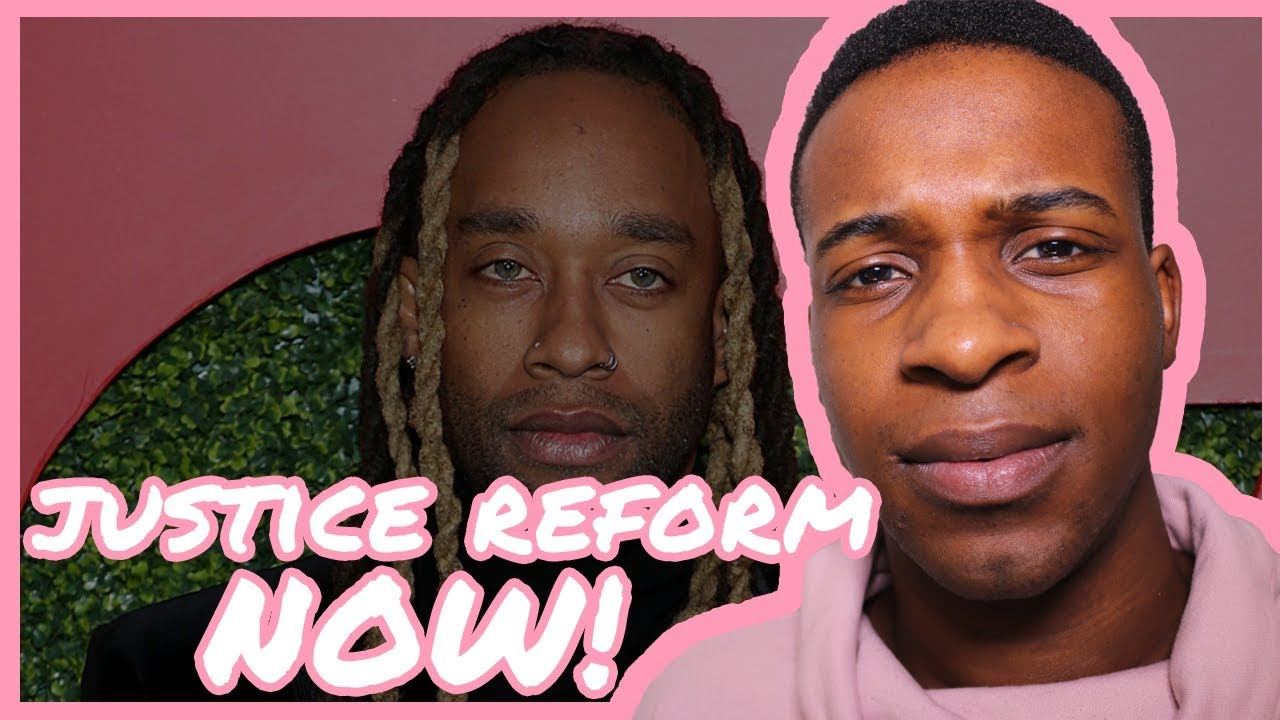 Ty Dolla Sign & Justice Reform