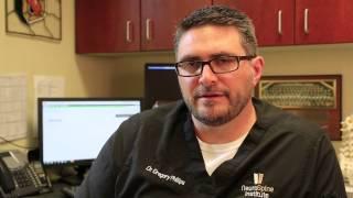 Meet Dr  Greg Phillips at the NeuroSpine Institute in Eugene, Oregon