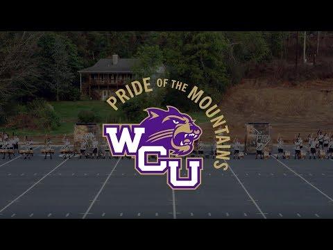 """2018 Western Carolina University """"Pride of the Mountains"""" - Part I"""