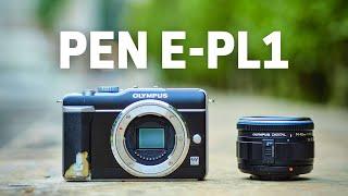 Olympus PEN E-PL1 - Still Good…