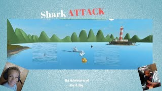 Roblox Shark Bite: Will Jay be a shark?