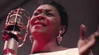 1958 Newport Jazz Festival | All of Me | Dinah Washington