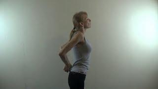 Упражнения для грудной клетки.