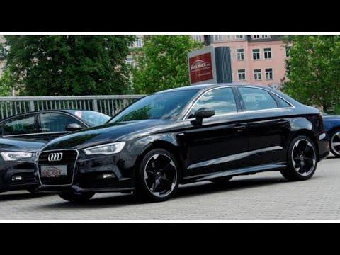 Audi A3 S Line Sportpaket Stufenheck Rotor 18 4tür Youtube