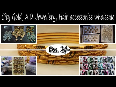 Imitation Jewellery, City Gold And Hair Accessory Wholesale |  Cheapest Wholesale Kolkata