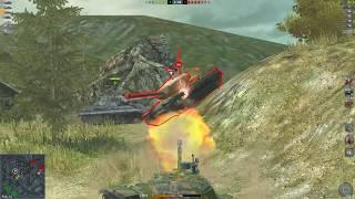 WoT Blitz WZ-120 5.6K 5 kills
