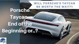 Porsche Taycan - The Story so far...(Mission E)