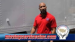 Professional Affordable Moving Services in Florida | Moving Services Inc.