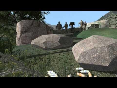 Battle of Wanat Video Recreation