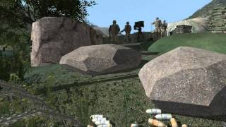 Battle of Wanat Video Recreation