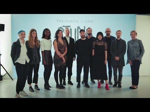 2053fbfa75 Tiffany X Outset Studiomakers Prize - YouTube