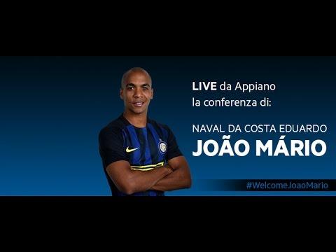 Live!   Joao Mario Press Conference 16.09.2016 16:30CEST