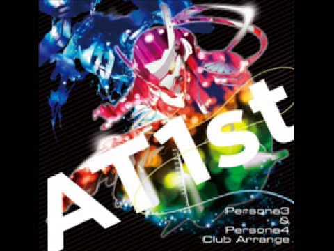 Burn My Dread (Novoiski REMIX) - AT1ST Persona 3 & Persona 4 Dance Club Arrange OST