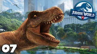 JURASSIC WORLD ALIVE 07 - royleviking [FR HD]