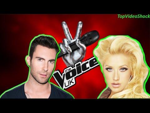 Видео, Топ Лучших выступлений проекта голос - The Voice Судьи в Шоке