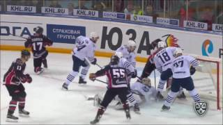 Daily KHL Update - February 22nd, 2017 (English)