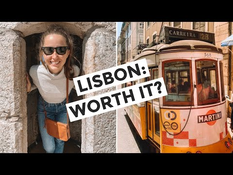LISBON PORTUGAL TRAVEL GUIDE - What To Eat, See And Do In Lisbon