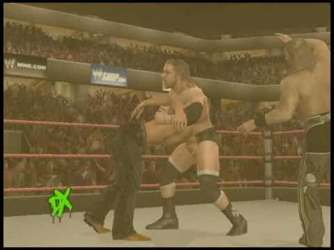 SmackDown Vs RAW 2010 Sweet Chin Music To A Pedigree