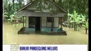 Satu Minggu Hujan Deras, Banjir di Pandeglang Meluas Rendam 14 Kabupaten - BIP 13/02