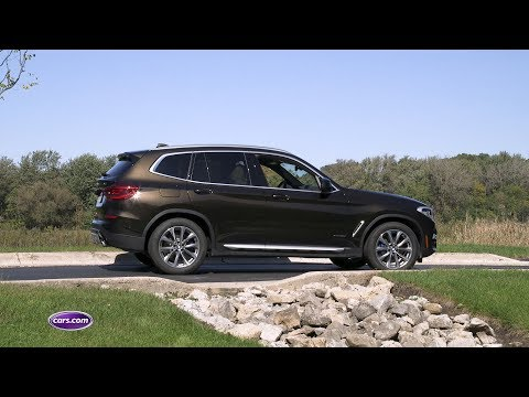2018 BMW X3 Review: Is the X1 a Better Buy? — Cars.com