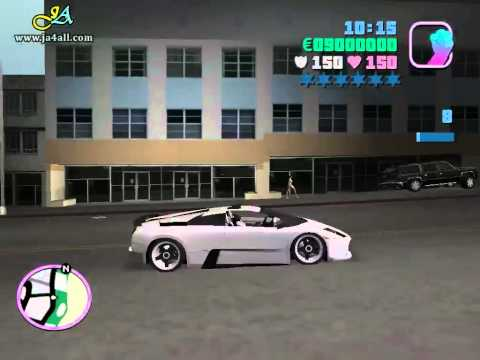 GTA VC Lyari Expressway Version - Preloaded Cheats - Gameplay Trailer