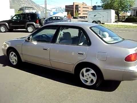 1998 toyota corolla le for sale 116k miles woodysbodyshop youtube. Black Bedroom Furniture Sets. Home Design Ideas