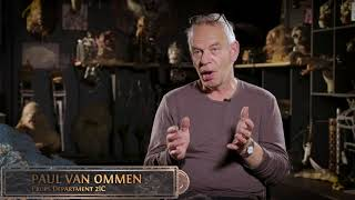 Behind the Scenes: How Weta Workshop made the Kitava Statue