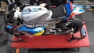 Building Franco Morbidelli's Kalex Moto2 bike