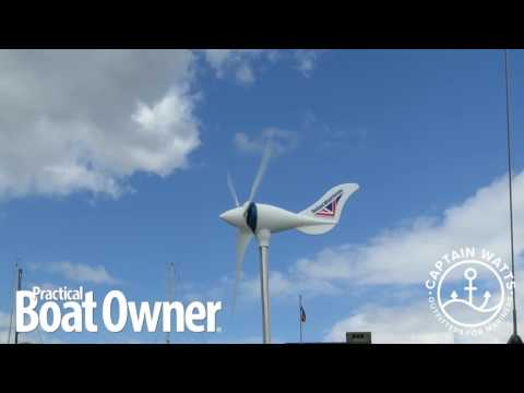 Introduction to Wind Energy & Wind Generators for your boat with Marlec