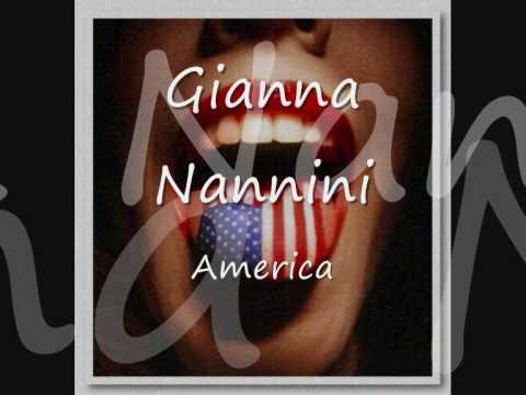 Gianna Nannini America.