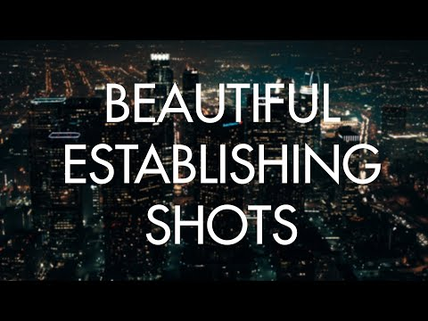 Beautiful Establishing Shots Compilation in Movies [HD] by X2