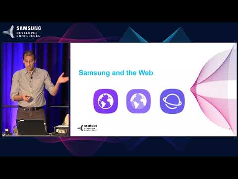 SDC 2017 Session: Samsung Internet Browser: 20 New Things in 30 Minutes