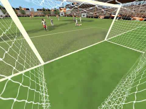 (HooliNerd) Nice Goal in Power Soccer 003