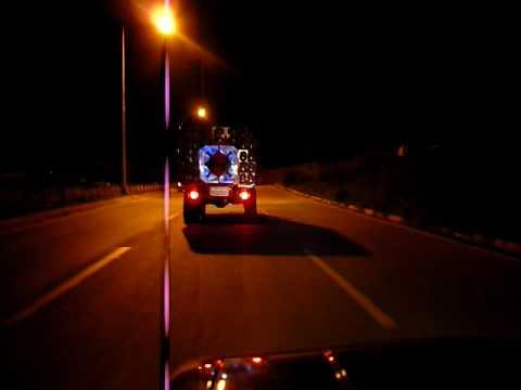 motor fest 2010 Vimo ganador y sonando por la autopista