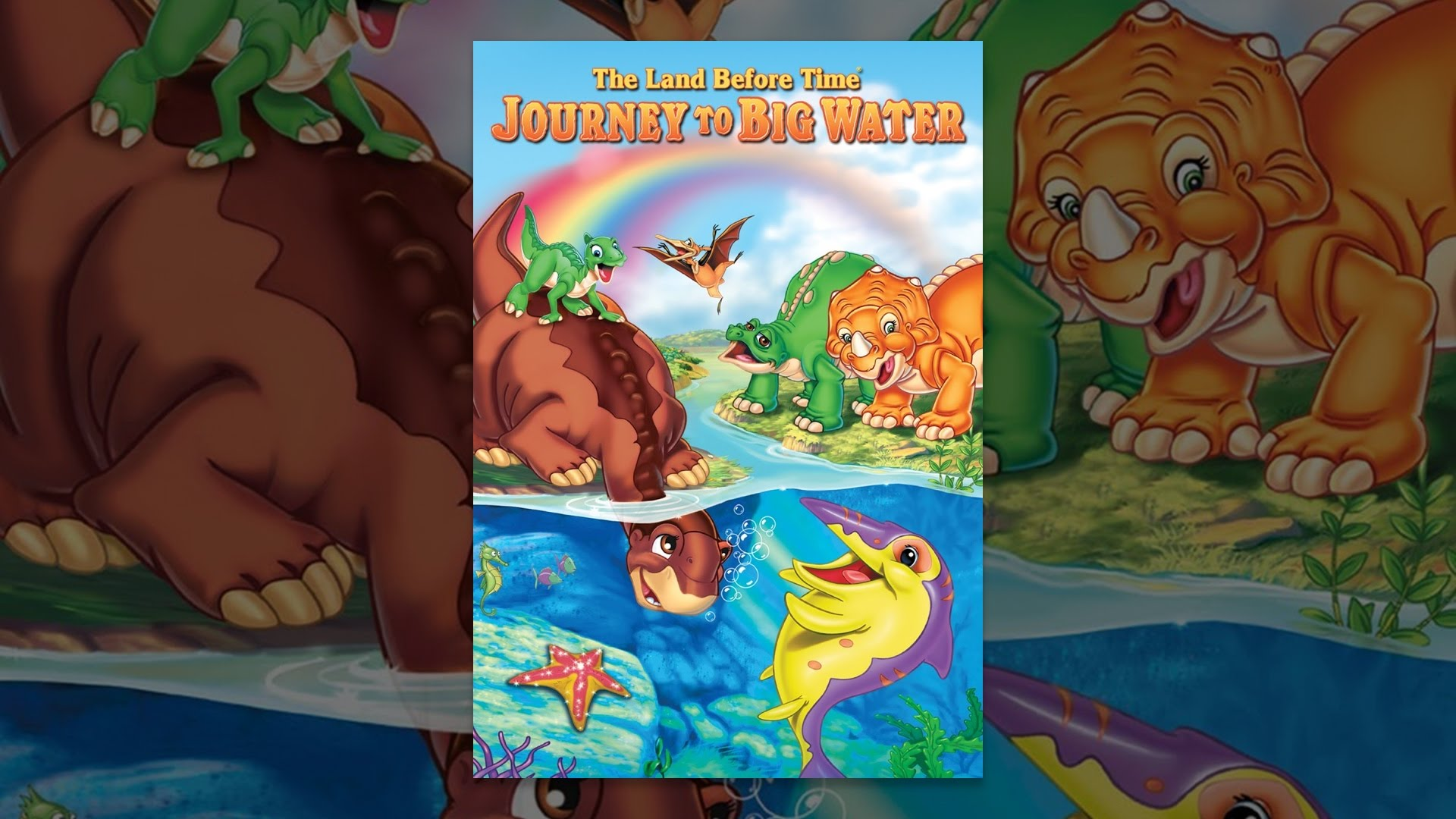 The Land Before Time IX: Journey to Big Water - YouTube