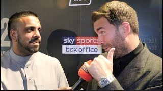 'HOW SAD IS YOUR ****** LIFE??' -EDDIE HEARN (IN SAUDI) HITS BACK! -GOES DEEP ON RUIZ-JOSHUA REMATCH