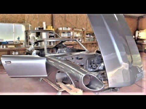 1969年式・フェアレディZ(S30)の全塗装 ~旧車レストア・ボディペイント~
