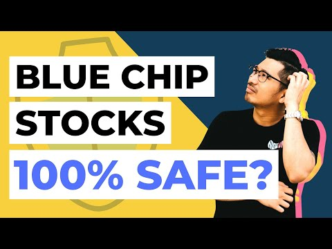 Is Blue Chip Stocks SAFE To Invest? | BLUE CHIP STOCKS 2020 | How To Invest In Stocks