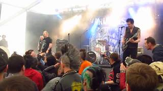 The Varukers - Led to the Slaughter (Zikenstock Festival 2013) [HD]
