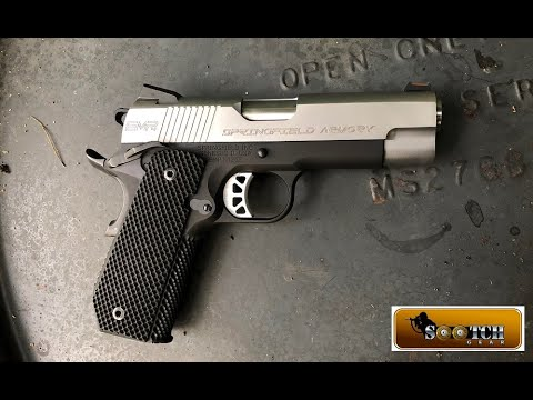 Springfield Armory 1911 EMP 9mm Review
