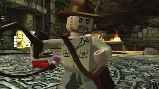 Lego Indiana Jones 2: The Adventure Continues Intro