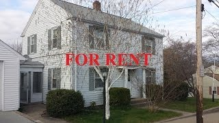 West Warwick home for rent!